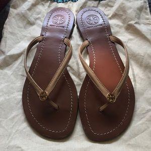 Tory Burch Shoes - Tory Burch Tera Thong in Patent Calf size 7.5
